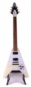 Gibson Flying V 1968 classic white