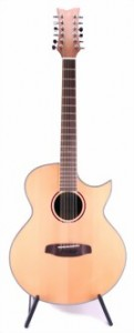 Ortega Coral-4012 CE Westerngitarre, 12-string, inkl. Gigbag