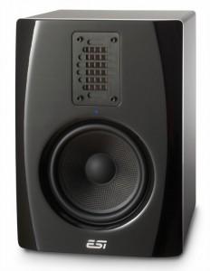 """ESI uniK05 - Referenz Studiomonitor, aktiv, 30+30 Watt, 5"""" Woofer, Bändchenhochtöner"""